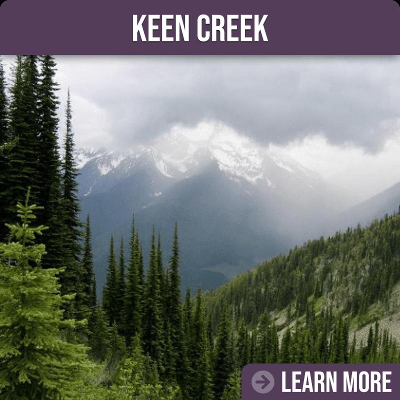 Keen Creek